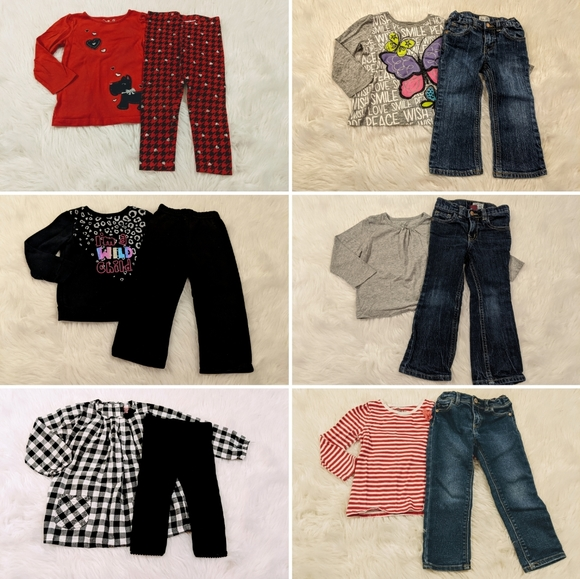Girls Size 3t Winter Clothing